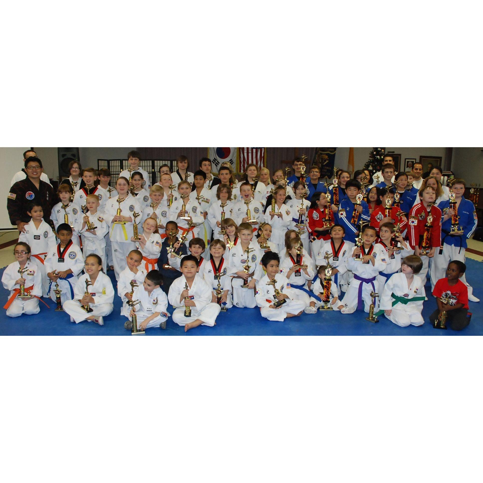 Moon's Tae Kwon Do Academy - Tampa, FL - Martial Arts Instruction
