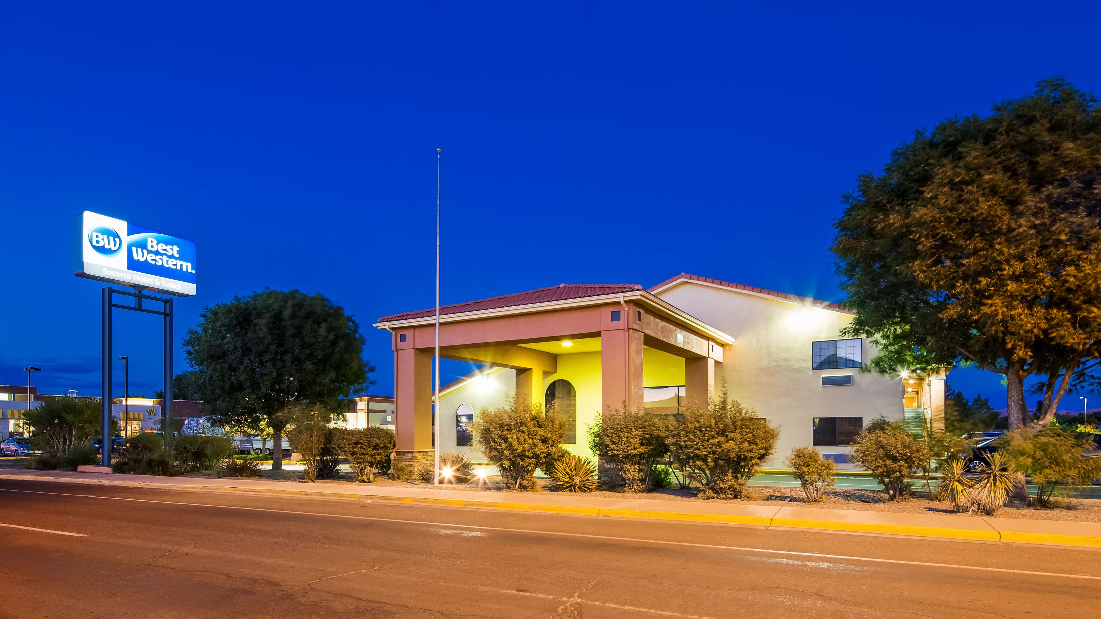 Best Western Socorro Hotel And Suites Socorro Nm