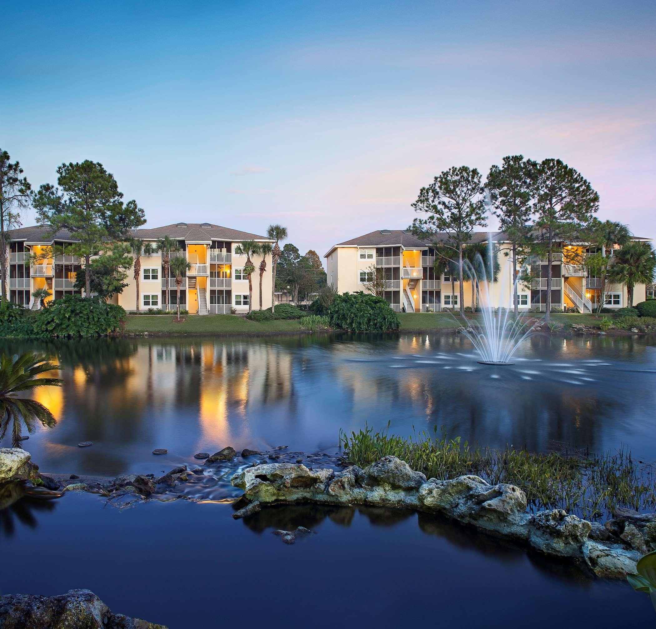 Sheraton Vistana Resort Villas Lake Buena Vista Orlando Orlando Florida