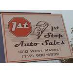 1st Stop Auto Sales LLC