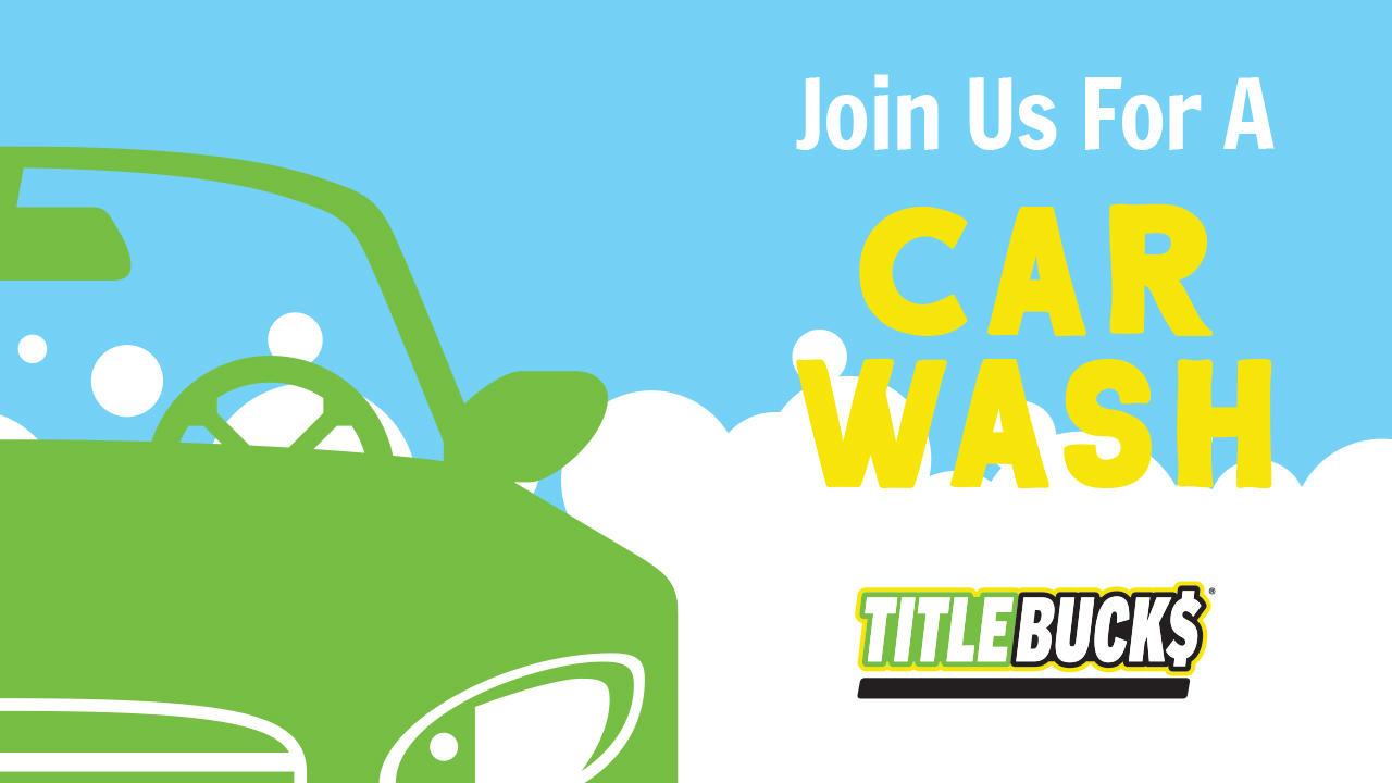 Car Wash at TitleBucks Dublin, GA