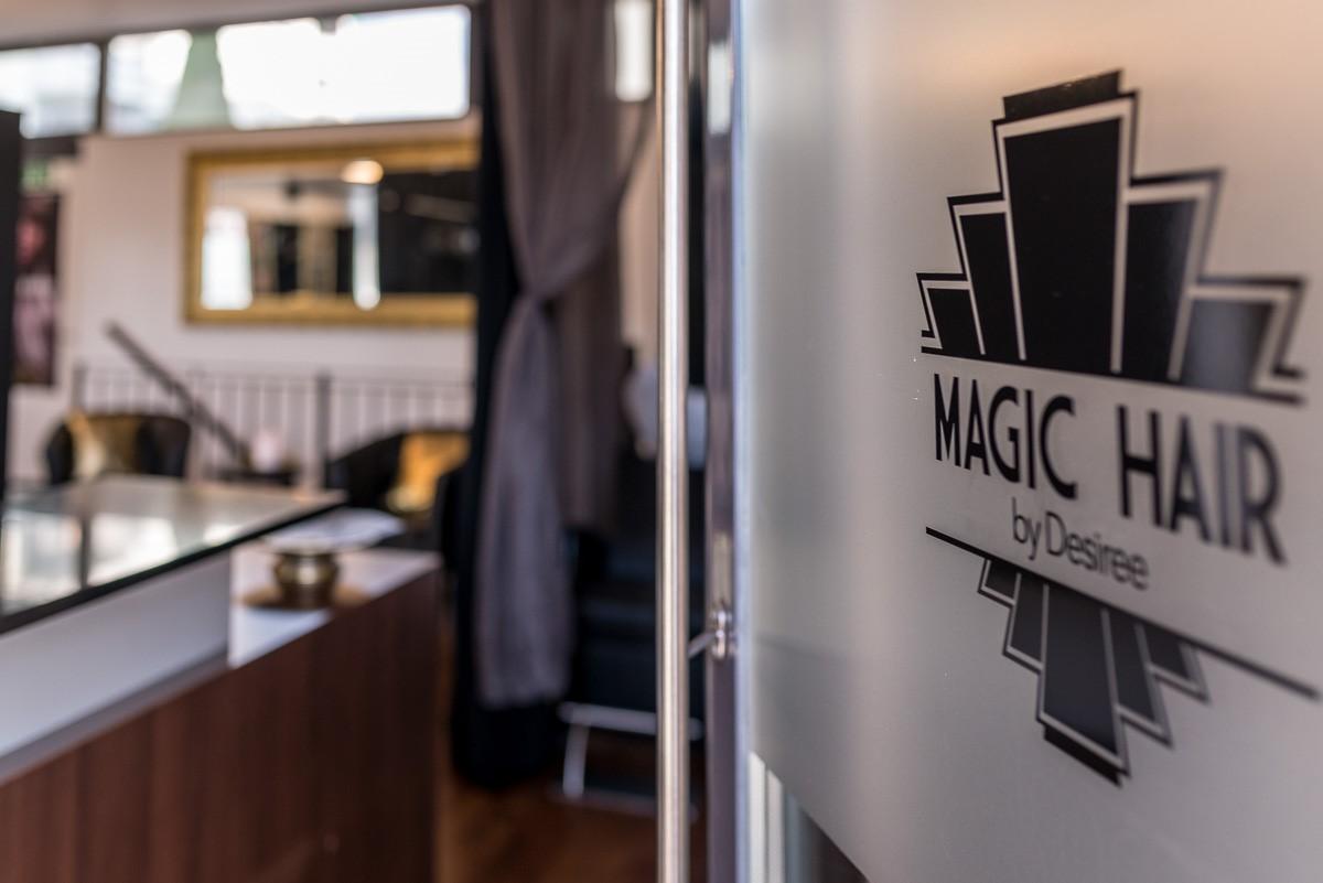 MAGIC HAIR by Desiree