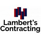 Lambert's Contracting - Bluefield, WV - Concrete, Brick & Stone