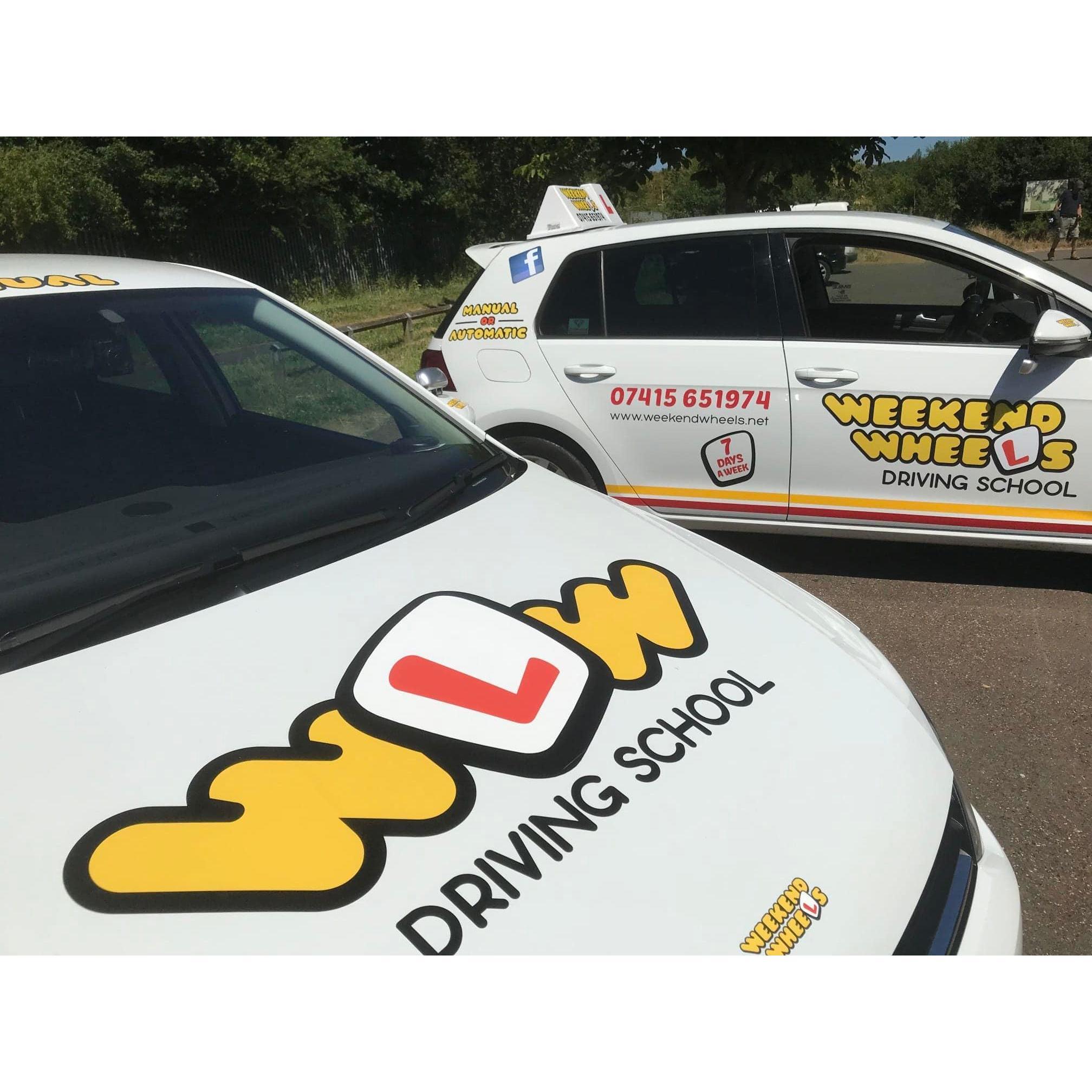 Weekend Wheels Driving School - Northampton, Northamptonshire NN4 6AZ - 07415 651974 | ShowMeLocal.com