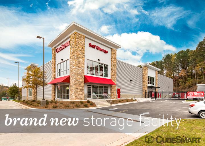 CubeSmart Self Storage - Athens, GA 30606 - (706)363-3292 | ShowMeLocal.com