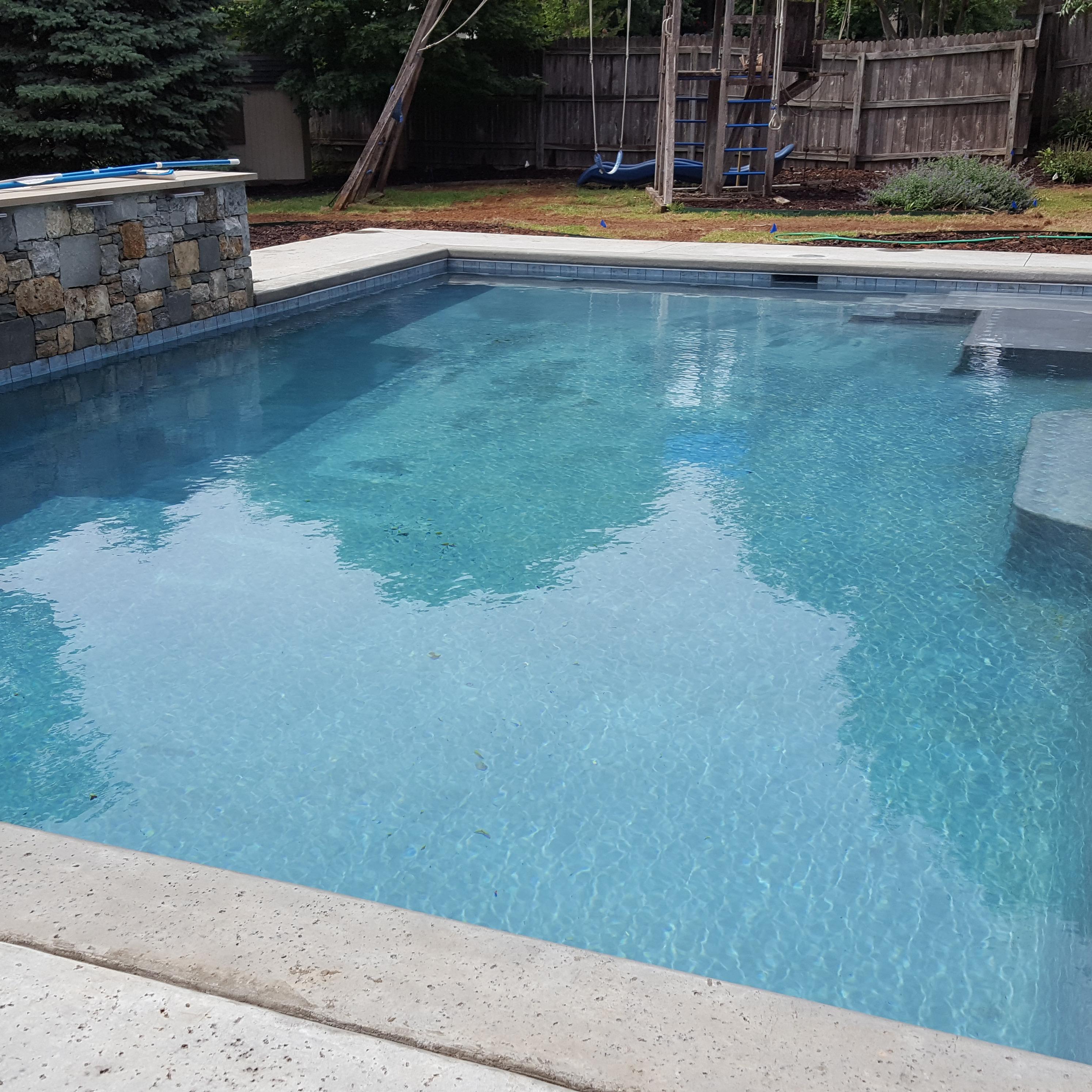 Sonrise gunite pools in broken arrow ok 74014 for Broken swimming pool