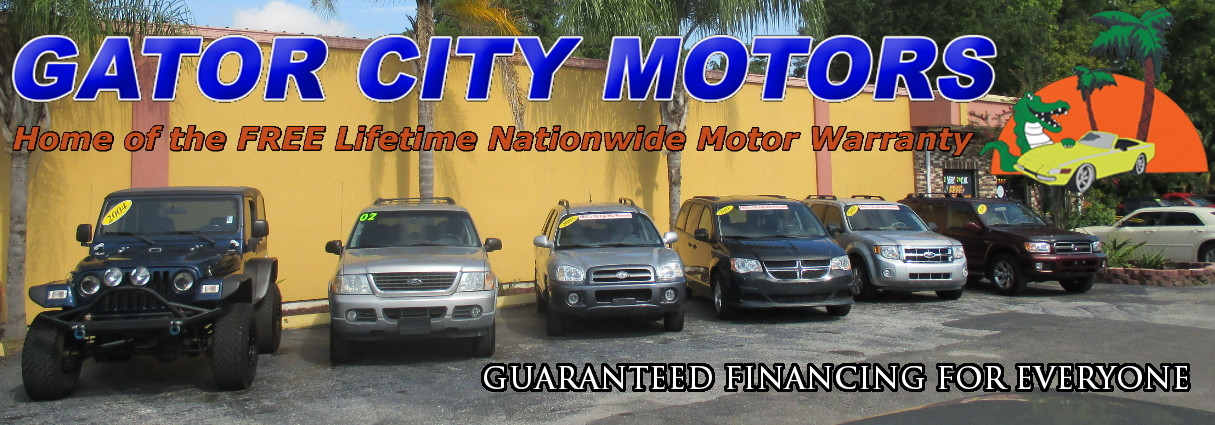 gator city motors in gainesville fl 32609