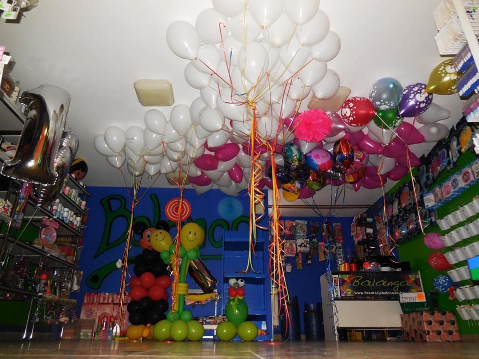 BALANGA - Dekoracje Balonowe