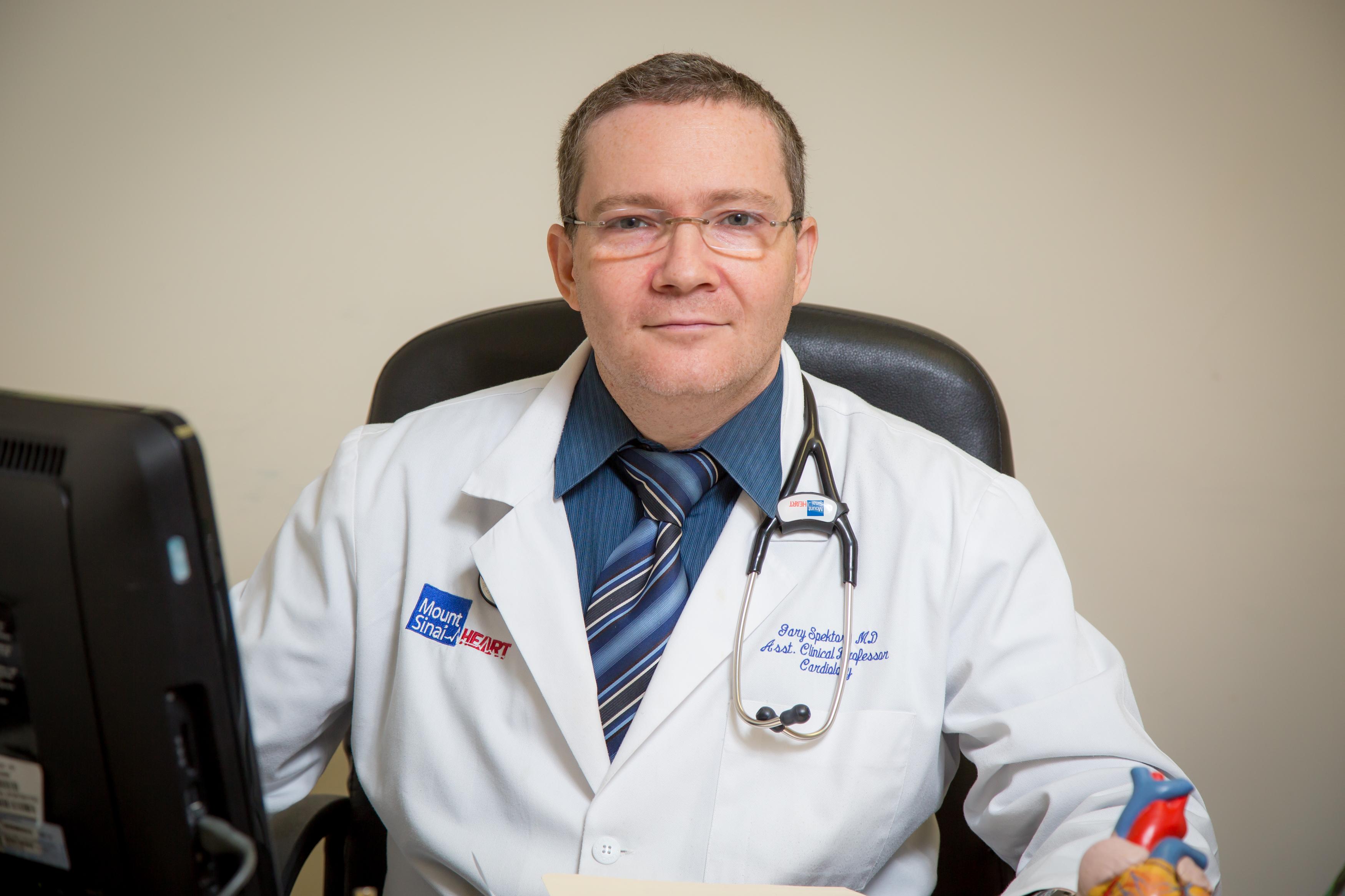 Spektor Medical Foundation: Gary Spektor, MD