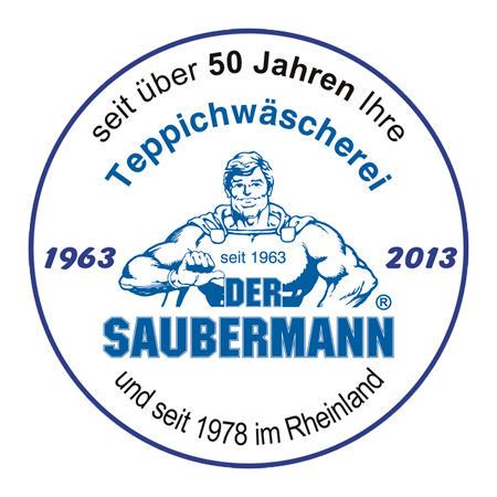 DER SAUBERMANN® Teppichwäscherei seit 1963