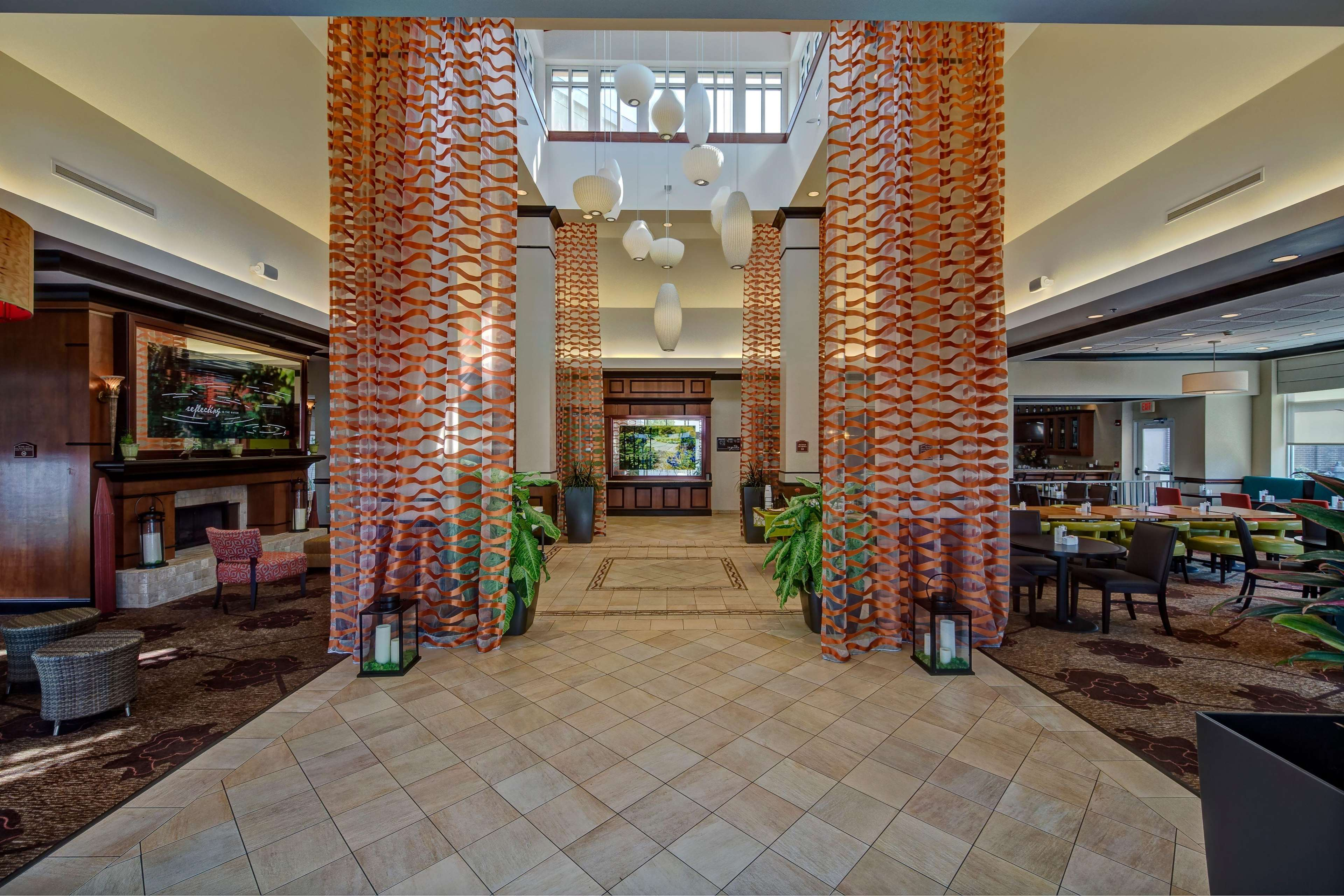 Hilton Garden Inn Indianapolis Northeast Fishers Fishers Indiana In