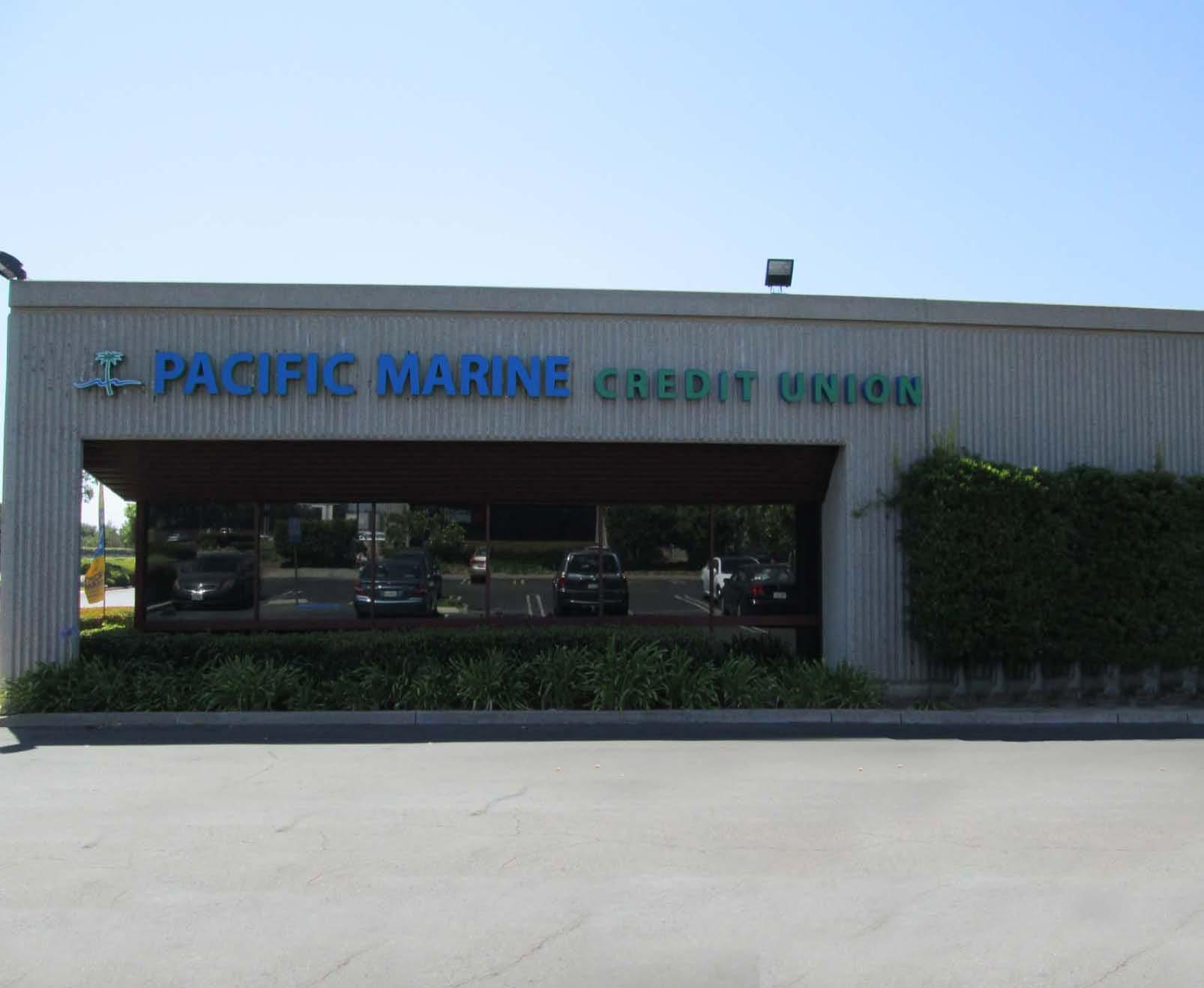Pacific Marine Credit Union - ad image