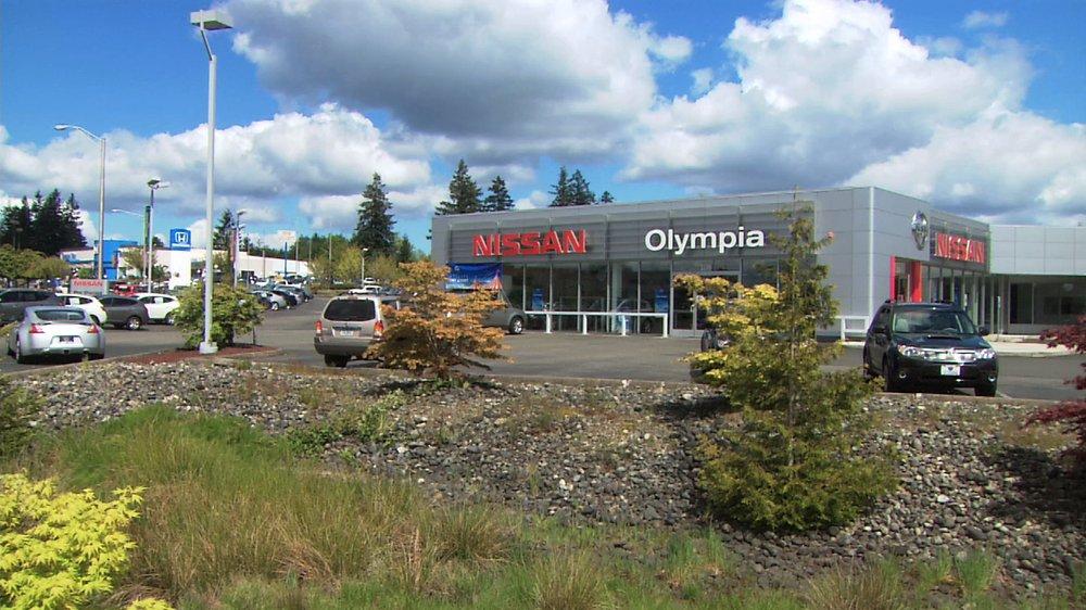 Olympia Nissan in Olympia, WA 98502 - ChamberofCommerce.com