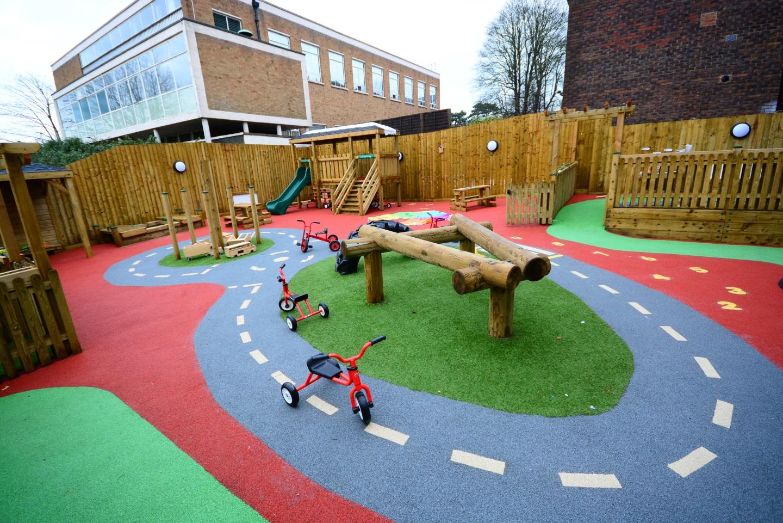 Bright Horizons Harpenden Central Day Nursery and Preschool Harpenden 03702 184056