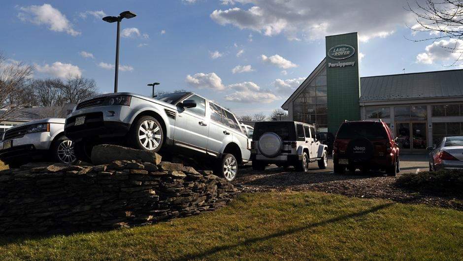 Paul Miller Land Rover Used Cars