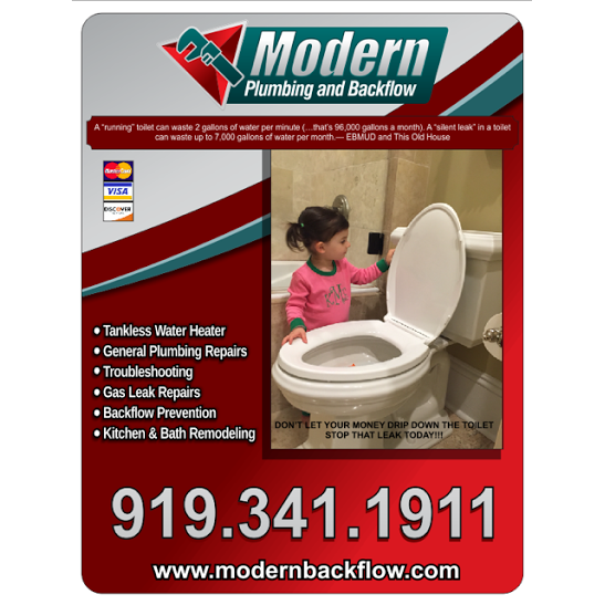 Modern Plumbing and Backflow