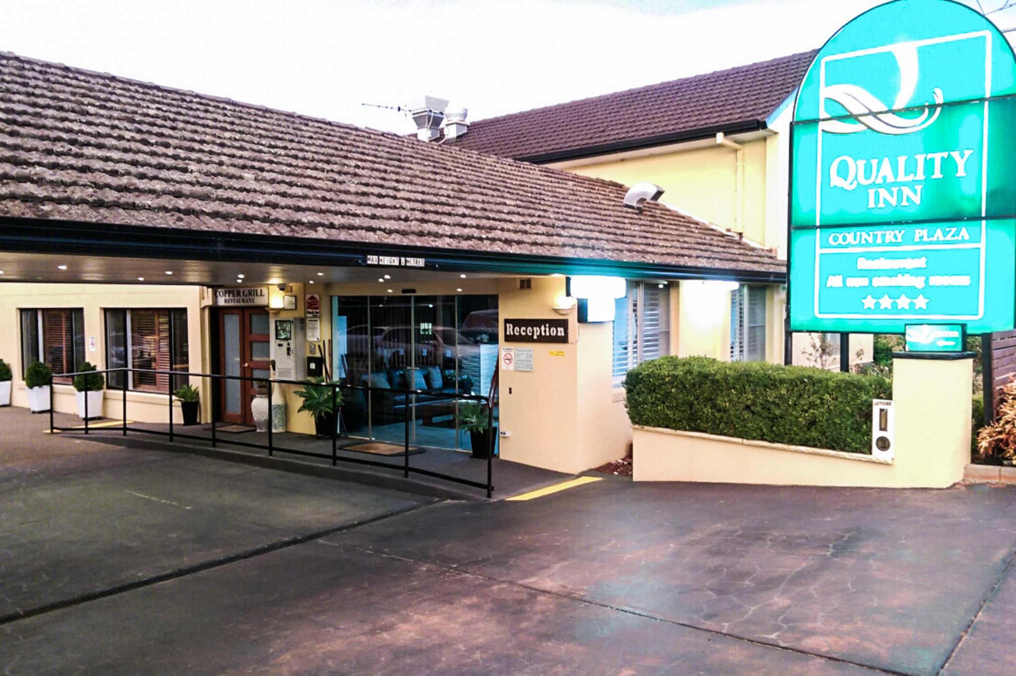 Quality Inn Country Plaza Queanbeyan - Queanbeyan, NSW 2620 - (02) 6297 1211 | ShowMeLocal.com