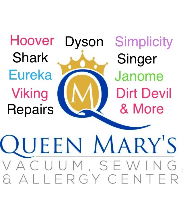 Queen Mary s Vacuum Sewing & Allergy Center formerly