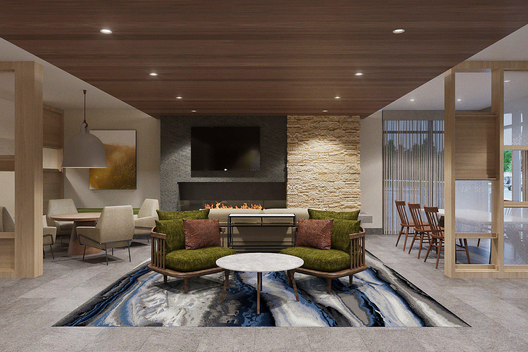 Fairfield Inn & Suites by Marriott Kansas City Shawnee