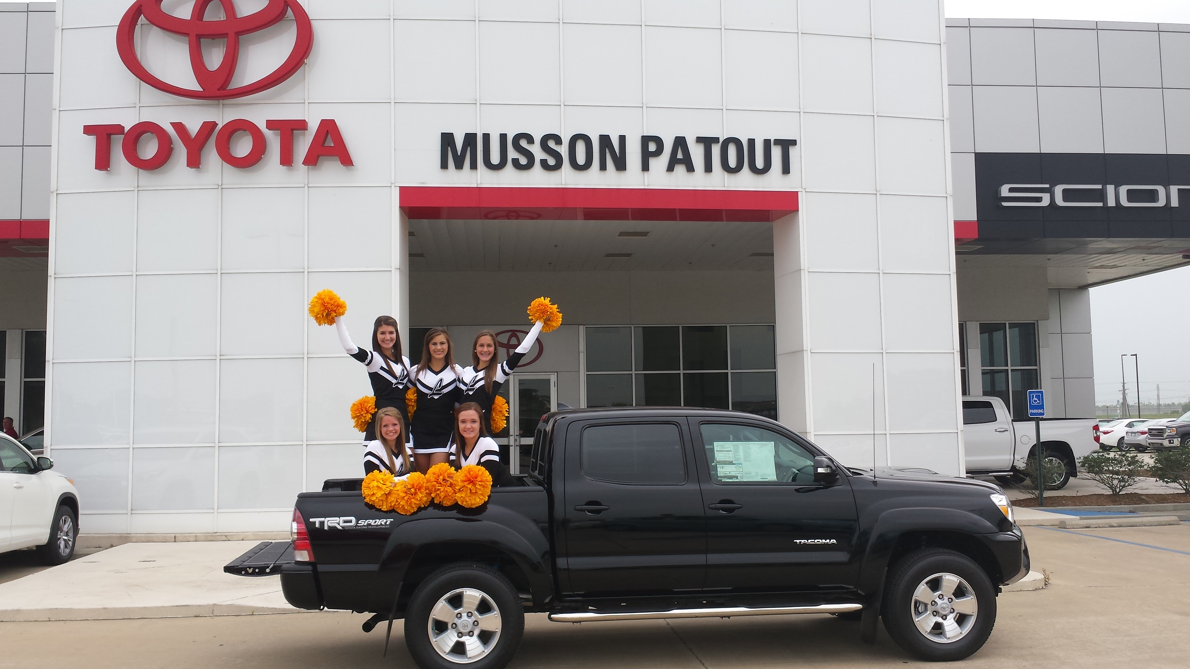 Musson Patout Used Cars