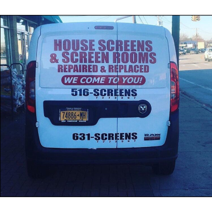 House Screen Repairs