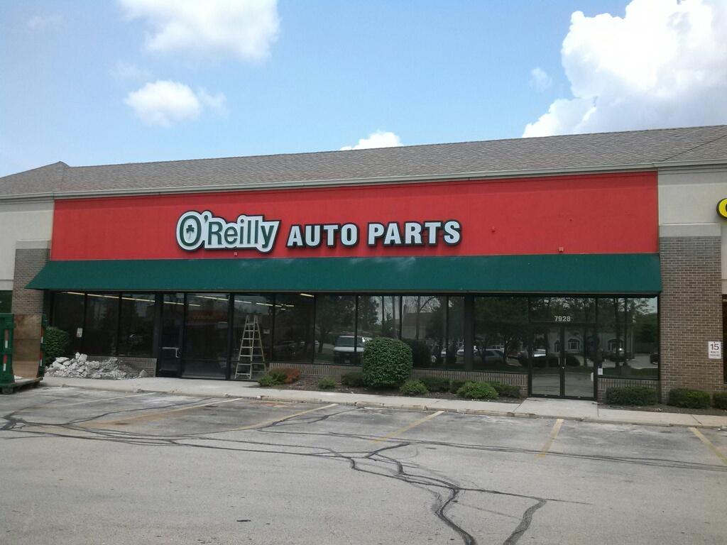 O 39 Reilly Auto Parts Orland Park Illinois Il