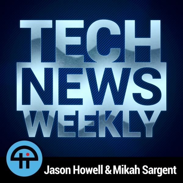 Tech News Weekly hosted by Jason Howell and Mikah Sargent brings you interviews from tech journalists who make or break the top stories of the week. Jason and Mikah give you more context and perspecti