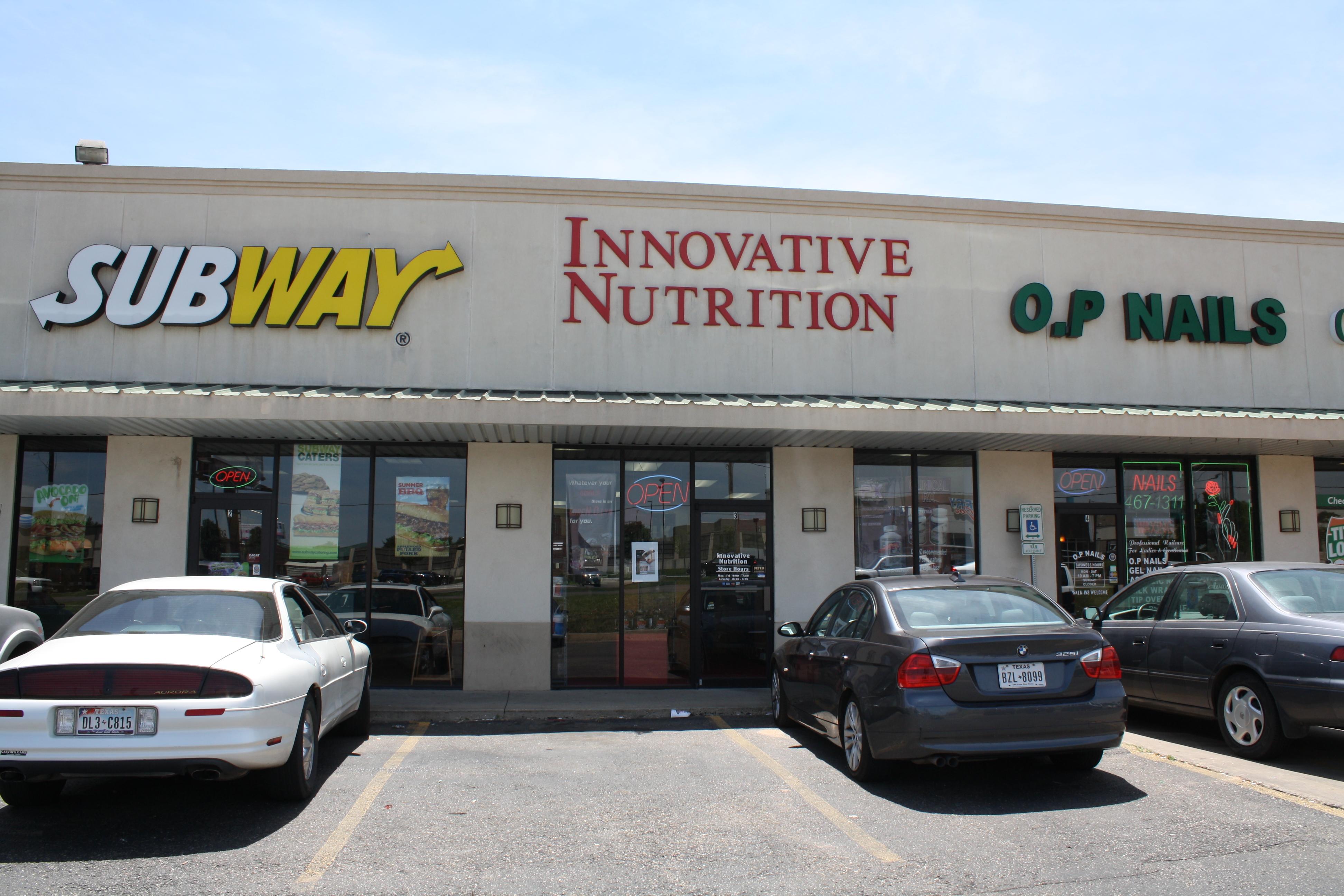 Innovative Nutrition in Amarillo, TX 79119 ...