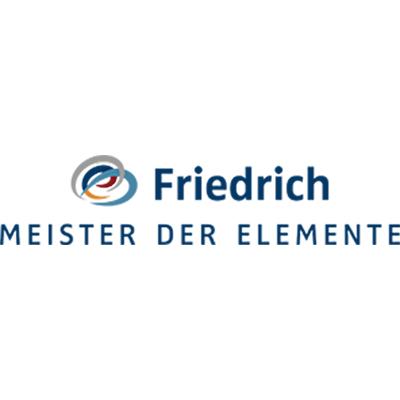 Friedrich - MEISTER DER ELEMENTE