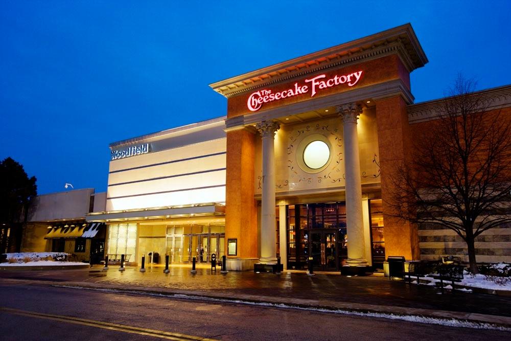 Woodfield Mall Schaumburg Illinois Il Localdatabase Com