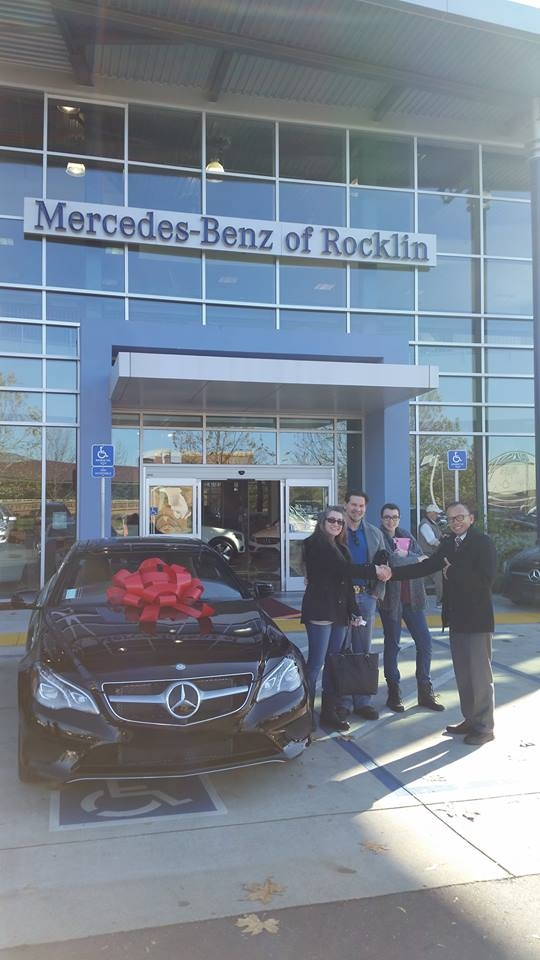 Mercedes benz of rocklin rocklin california ca for Mercedes benz of rocklin