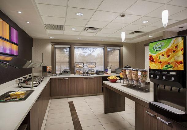 Residence Inn By Marriott Detroit Novi Novi Michigan Mi