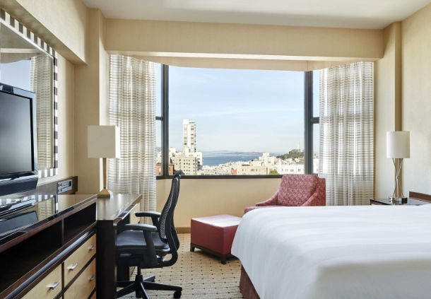 Www Marriott Com Hotels Travel Sfous San Francisco Marriott Union Square