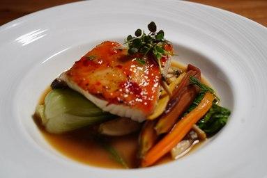 AND Fish Kitchen + Bar
