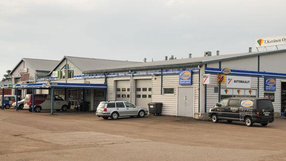Kotkan Autoklinikka Oy Fixus Center