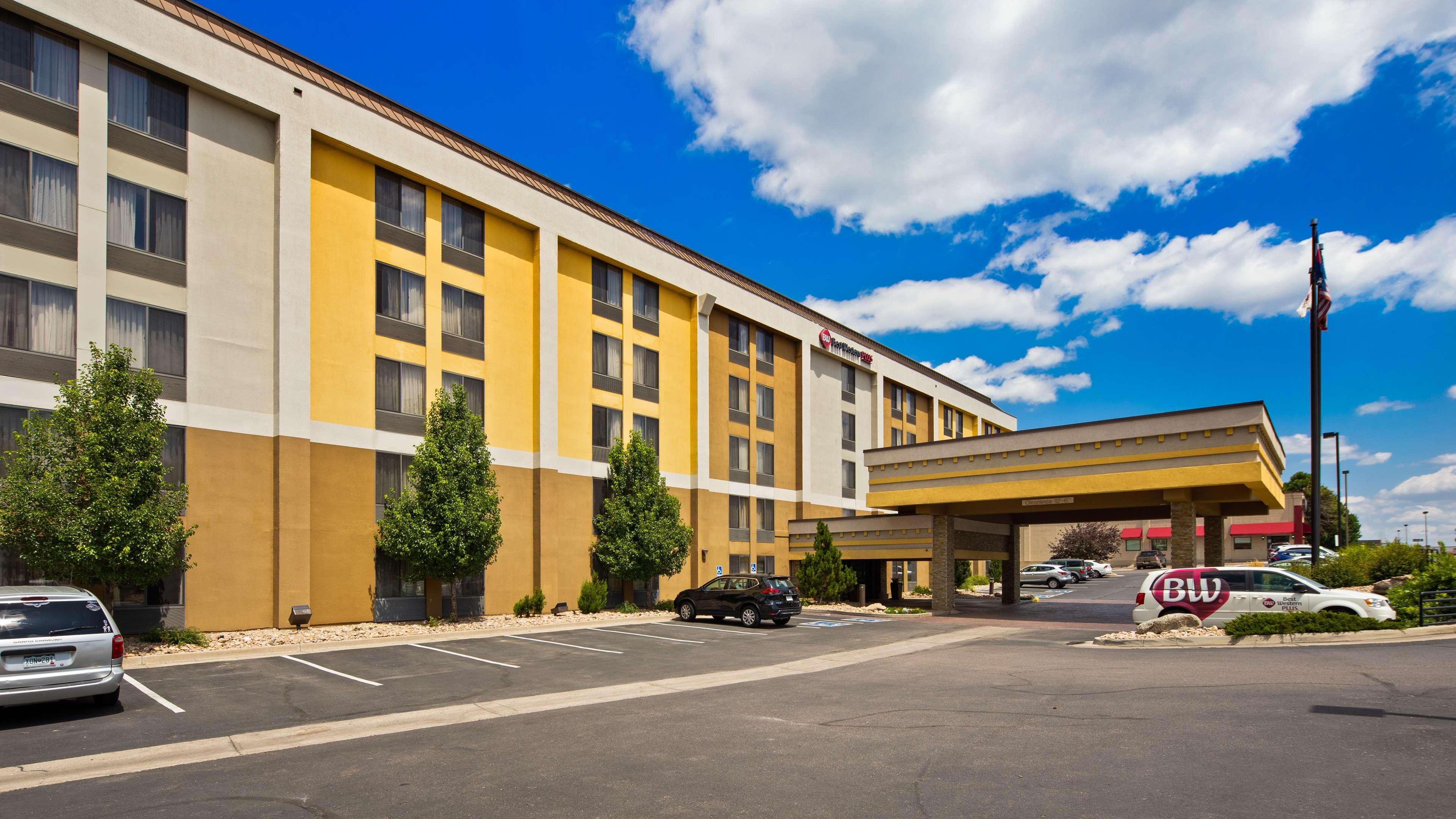 Best Western Plus Denver Tech Center Hotel Greenwood Village Co