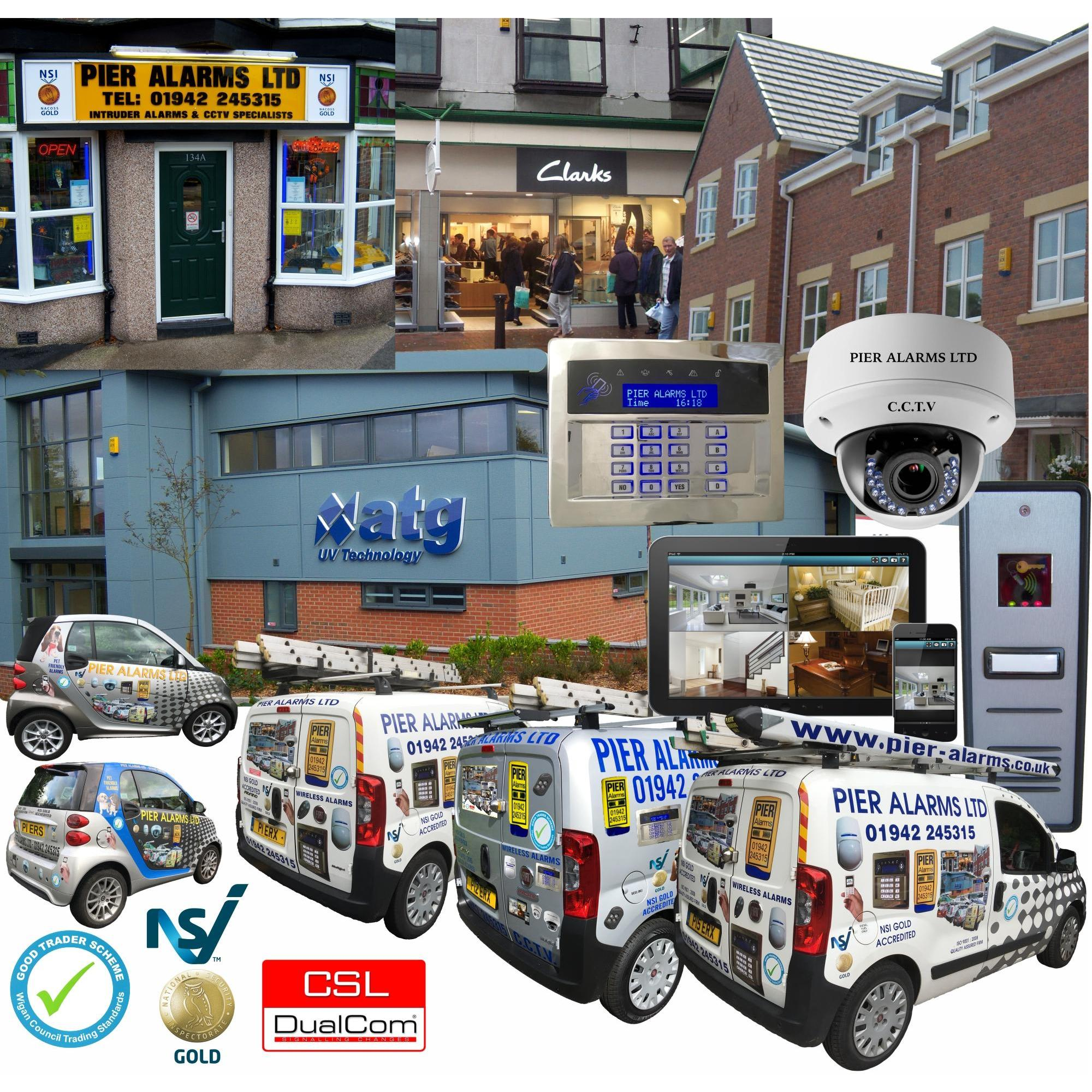 Pier Alarms - Wigan, Lancashire WN1 2LA - 01942 245315 | ShowMeLocal.com