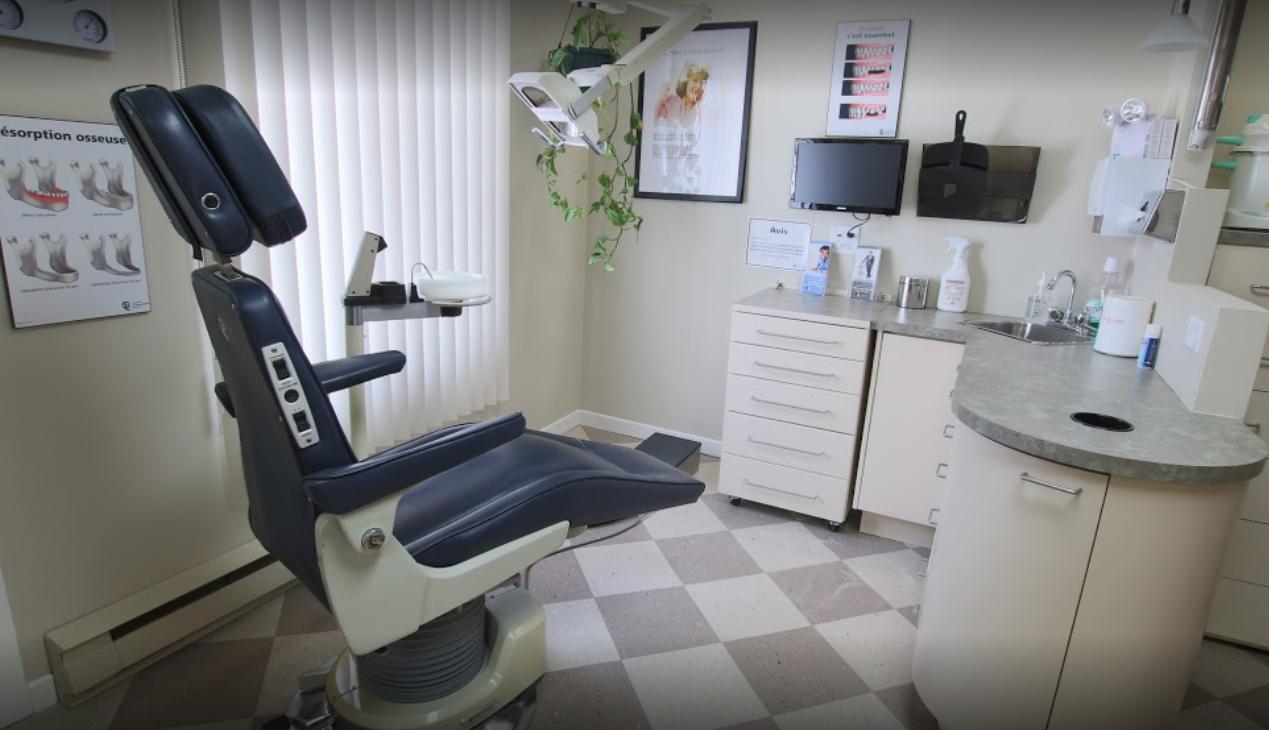 Centre de Denturologie et Implantologie Robert Belisle