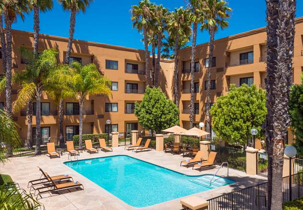 Courtyard By Marriott Los Angeles Torrance South Bay