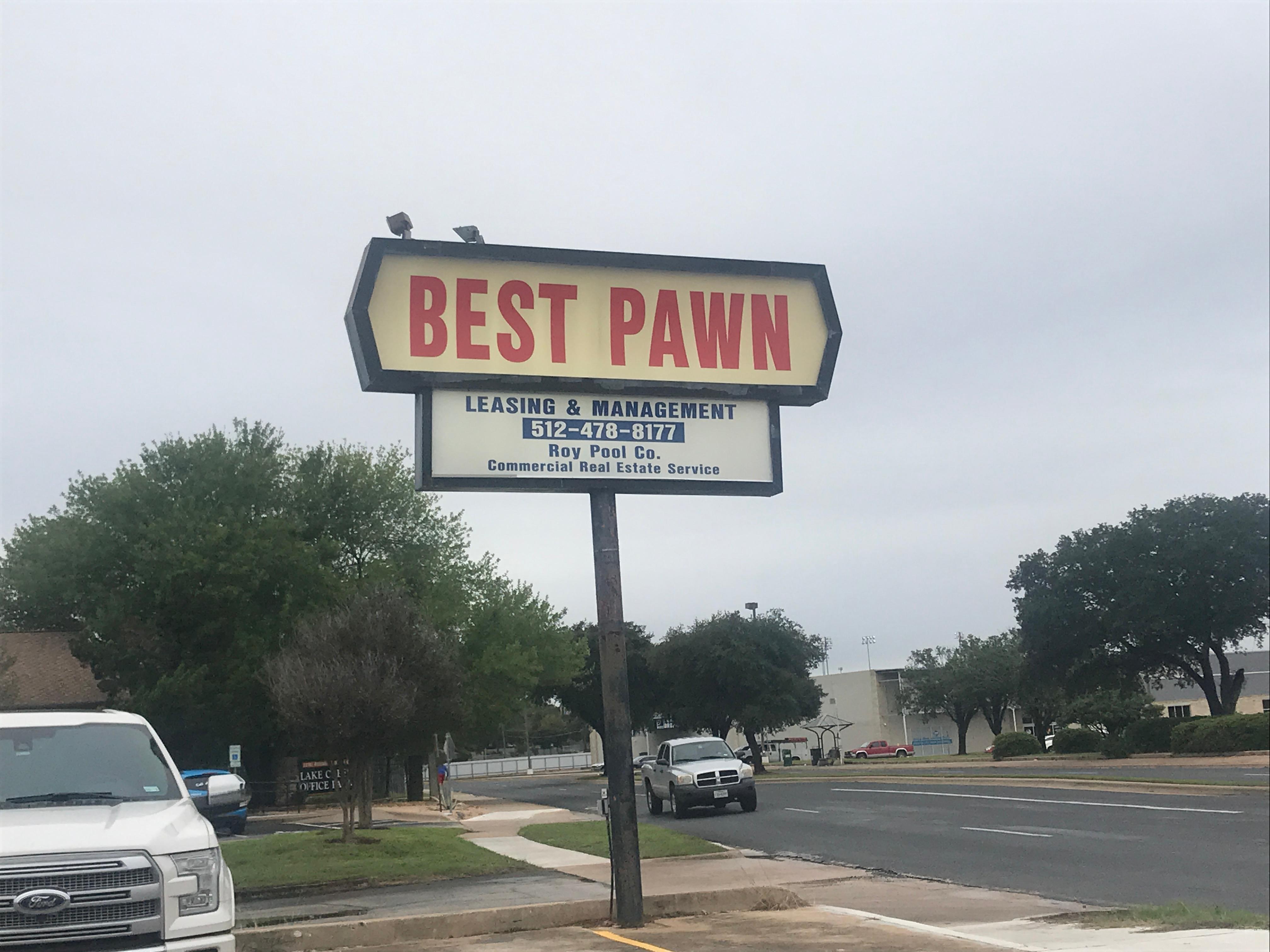 Best Pawn Austin
