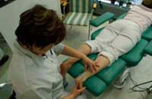 Jalkaterapia Podostep