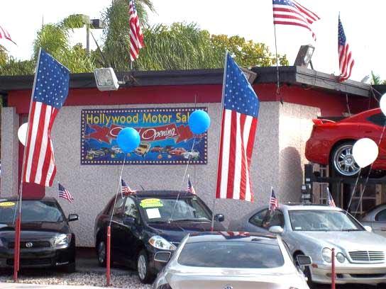 Hollywood Motor Sales In Hollywood Fl 33021
