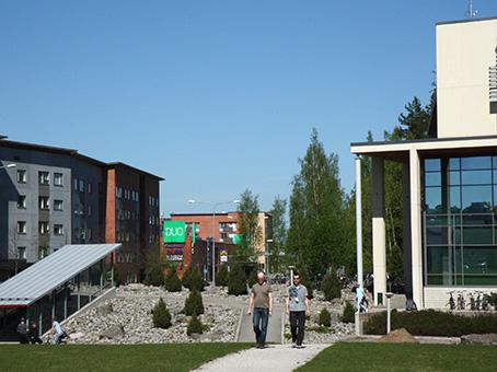 Regus - Tampere, Kampusareena