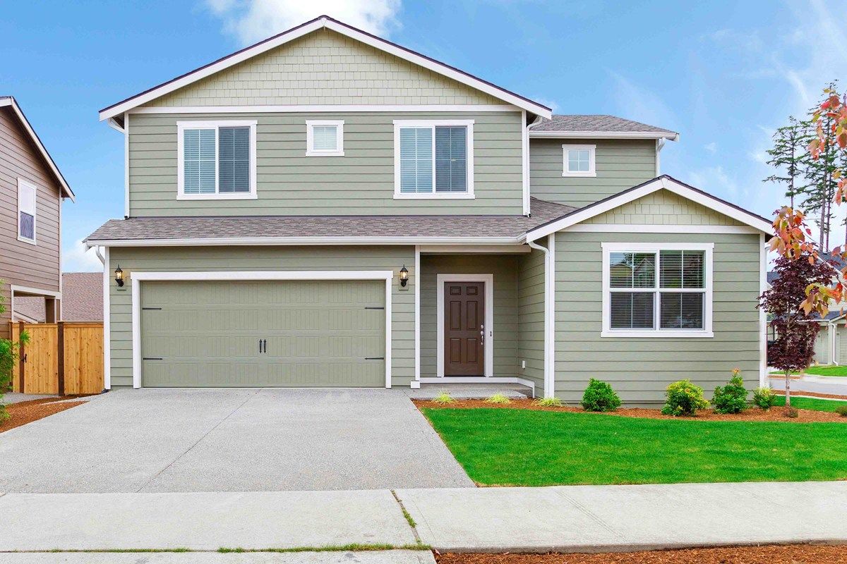 Lgi homes evergreen pointe in olympia wa 98502 for Olympic homes