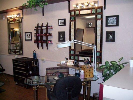 Nina aragon at sola studios hair salon albuquerque nm - Hair salon albuquerque ...