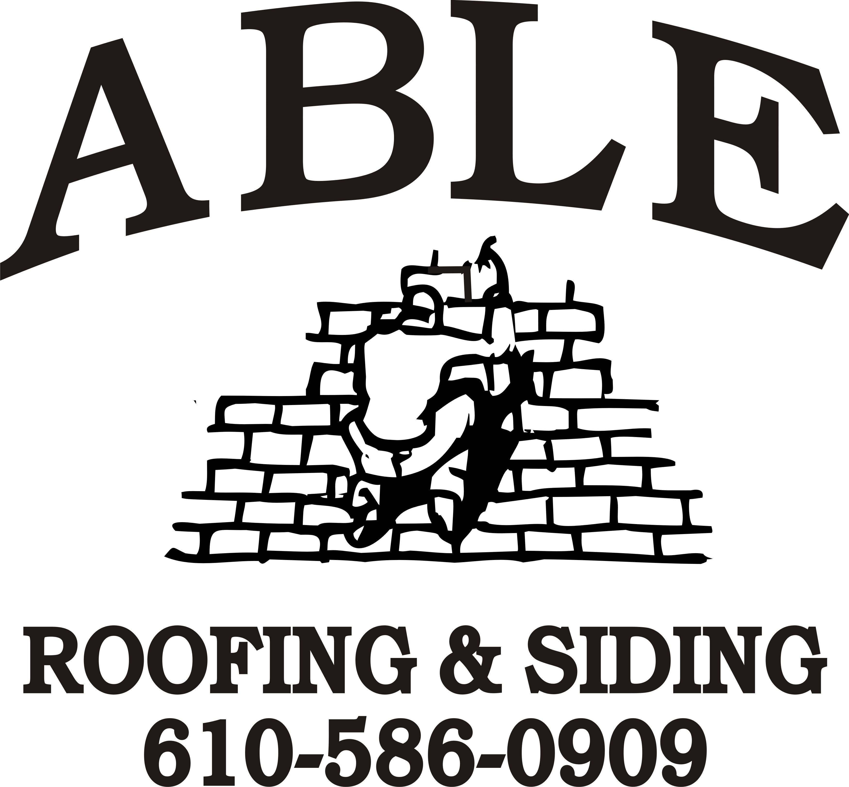 Able Roofing and Siding Contractors - Norwood, PA