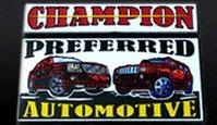 Champion Preferred Automotive Sales Inc.