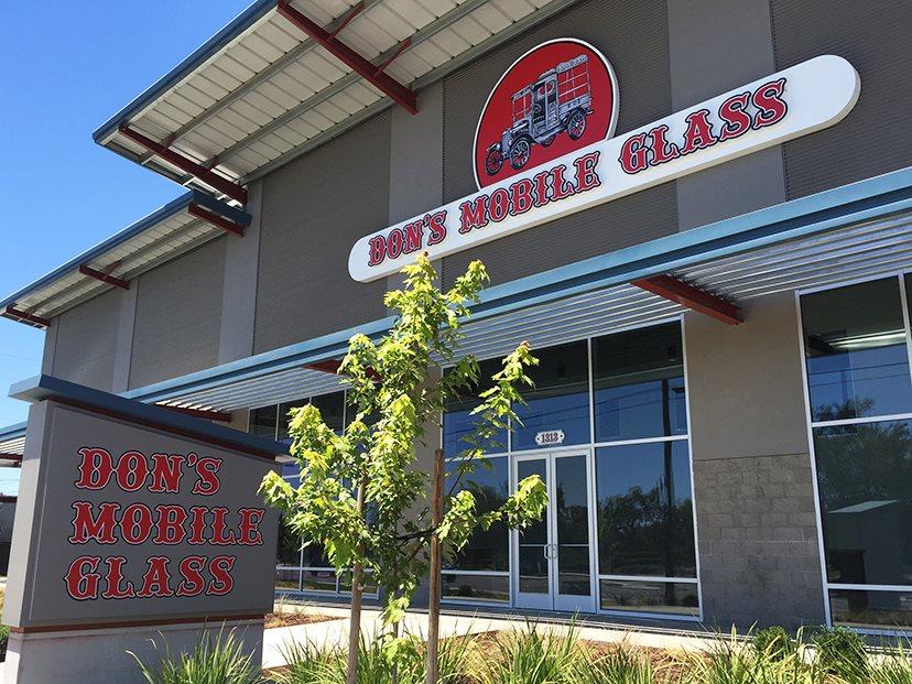 Don S Mobile Glass Modesto California Ca