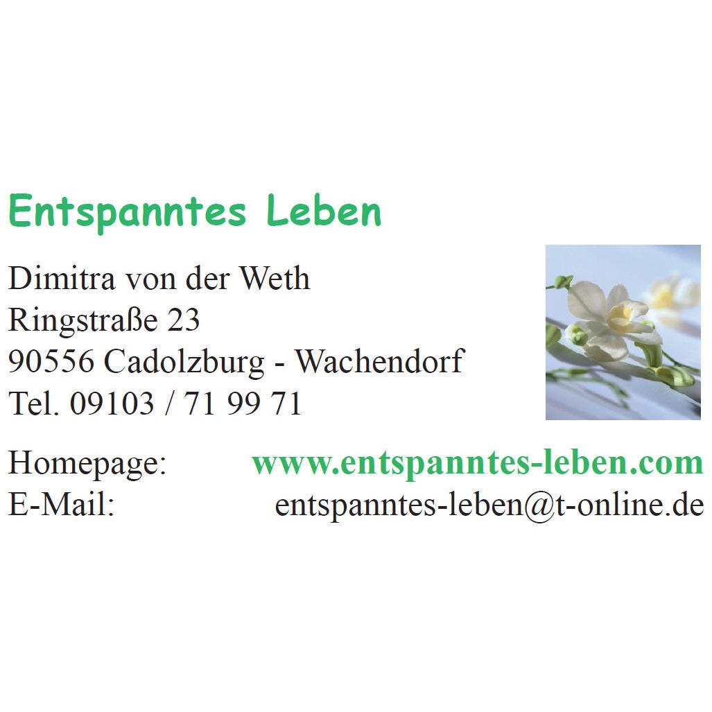 Bild zu Entspanntes Leben - Gesundheitscoaching - klin. Hypnose - Entspannung - Persönlichkeitsentwicklung in Cadolzburg