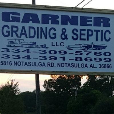 Garner Grading & Septic Llc